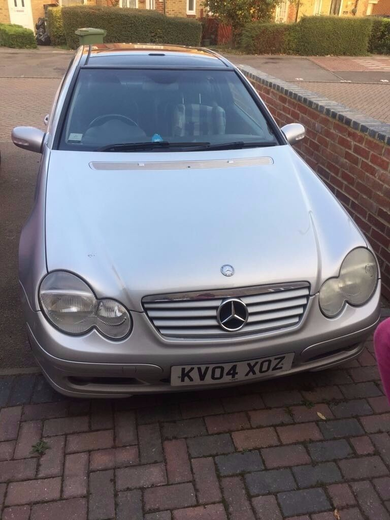 Mercedes Benz C230 Kompressor SE Automatic With Panoramic Roof And Full  Leather Seats MoT May 2018