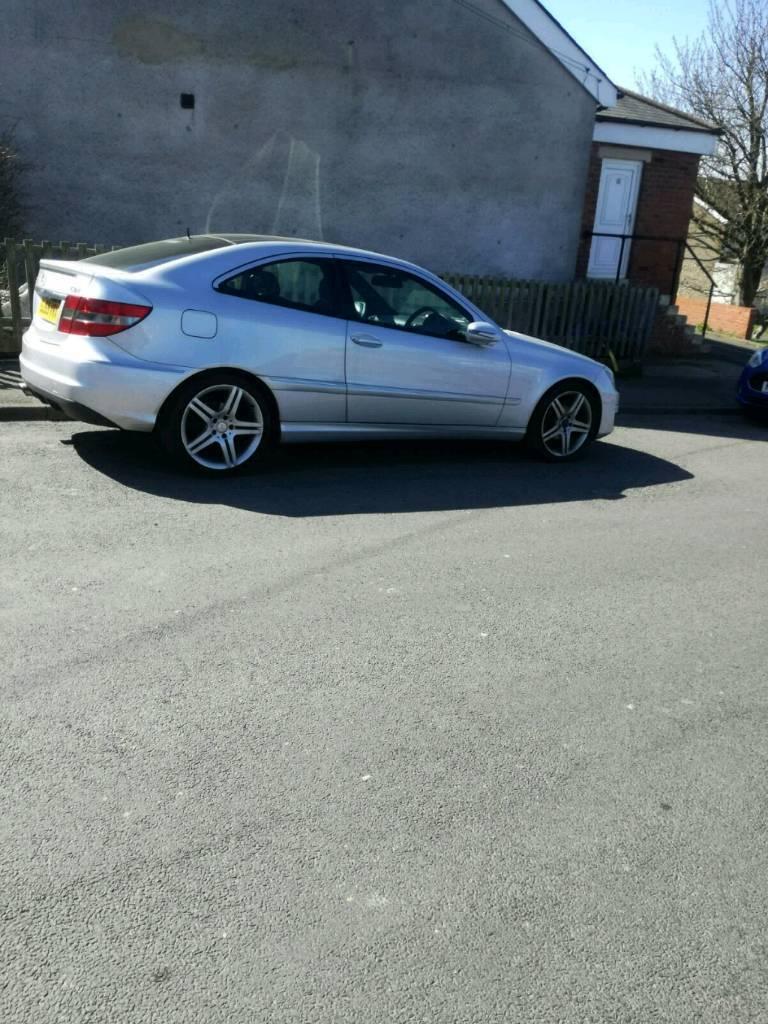 Mercedes CLC220 Sport