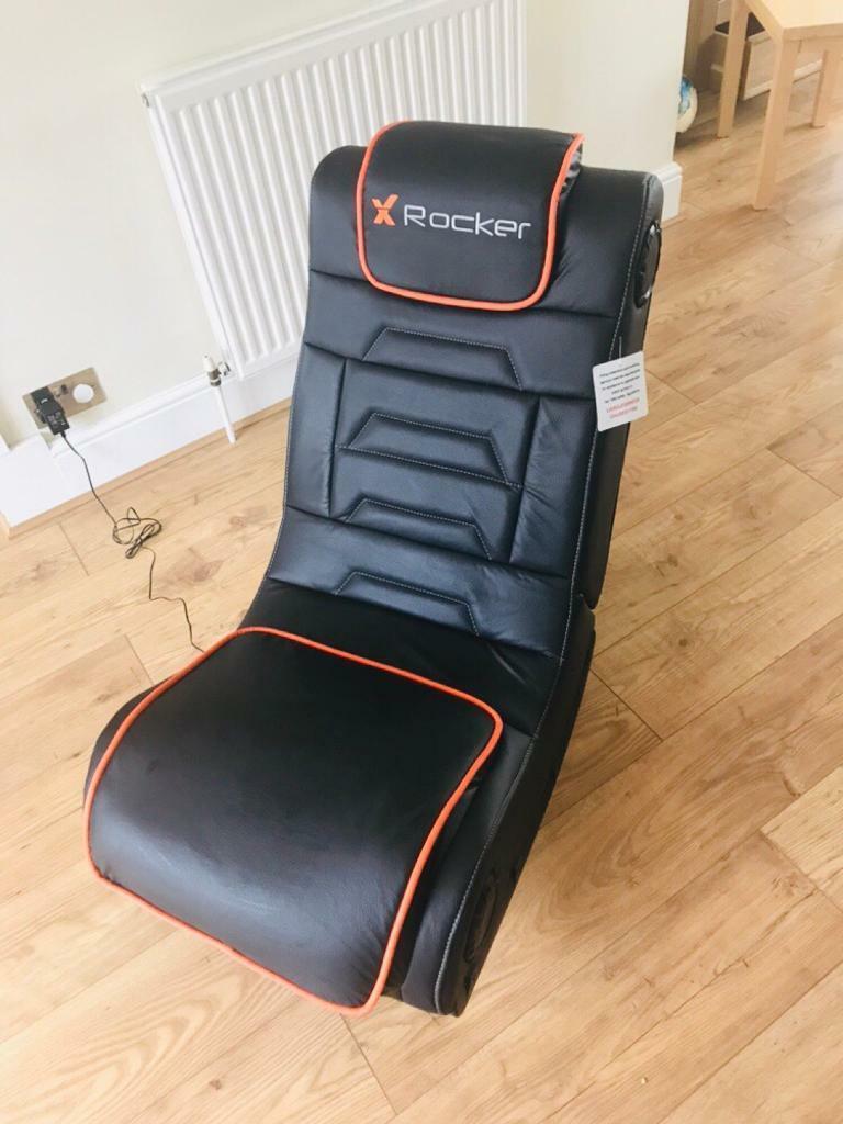 X Rocker Afterburner Wireless Gaming Chair with Bluetooth & X Rocker Afterburner Wireless Gaming Chair with Bluetooth | in ...