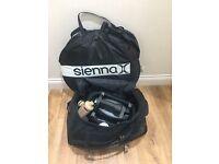 Sienna X spray tan machine u0026 tent  sc 1 st  Bargainbee.co.uk & Spray tanning tent and machine | UK - Bargainbee.co.uk