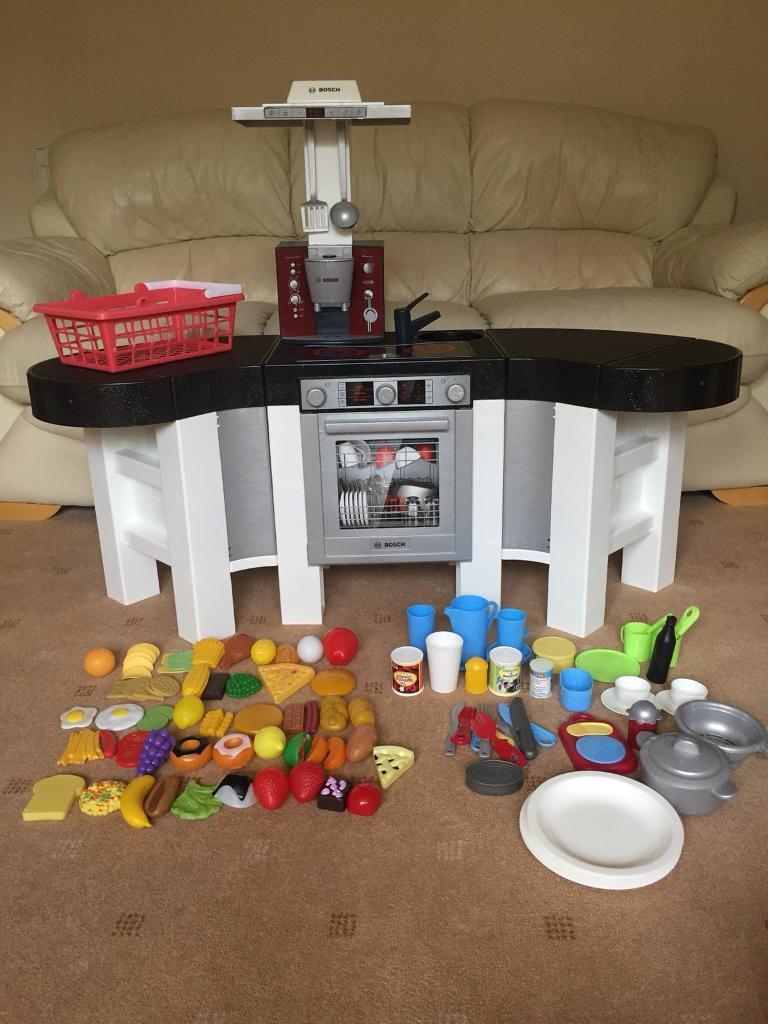 Bosch Kids Play Kitchen