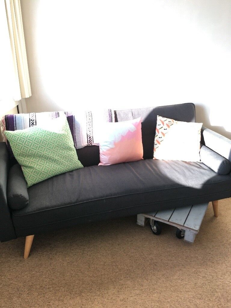 blue clic clac sofa bed blue clic clac sofa bed   in waterloo london   gumtree  rh   gumtree