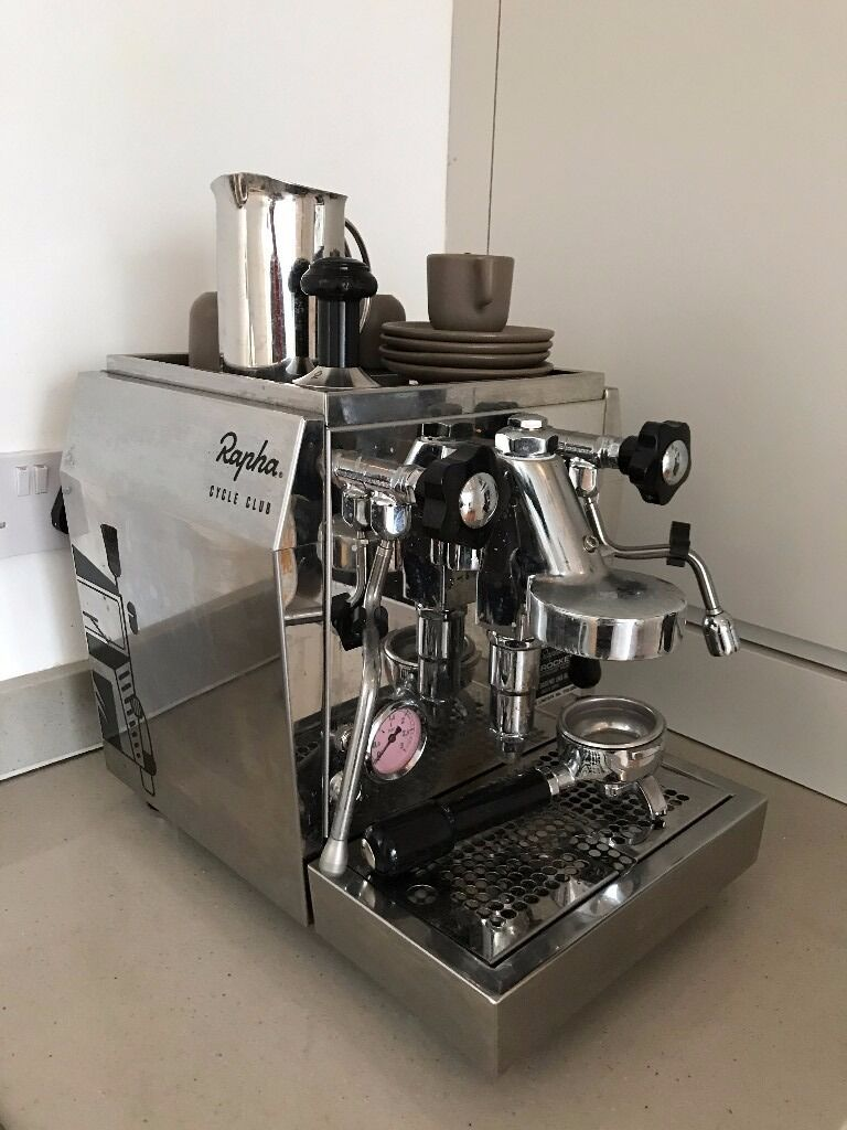Rapha Limited Edition Rocket Espresso Machine   600 GBP Images