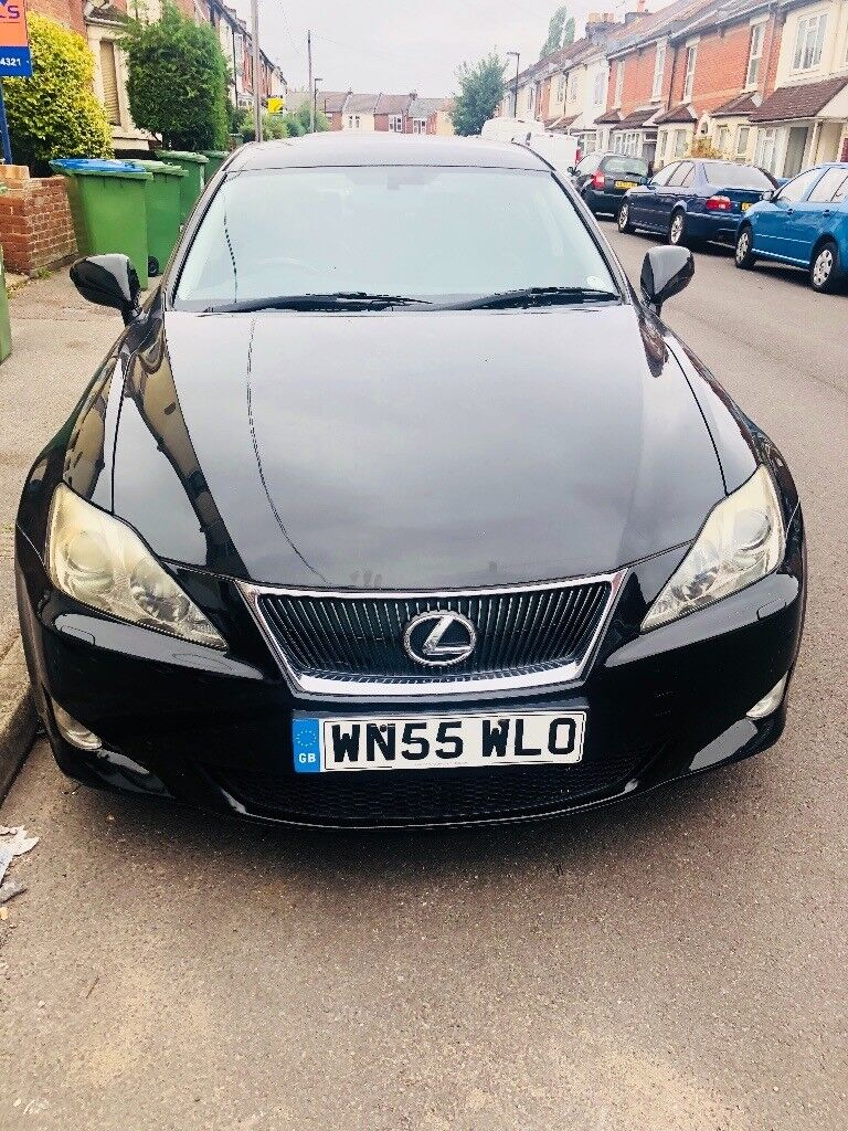 For Sale Good Car LEXUS IS250 Automatic