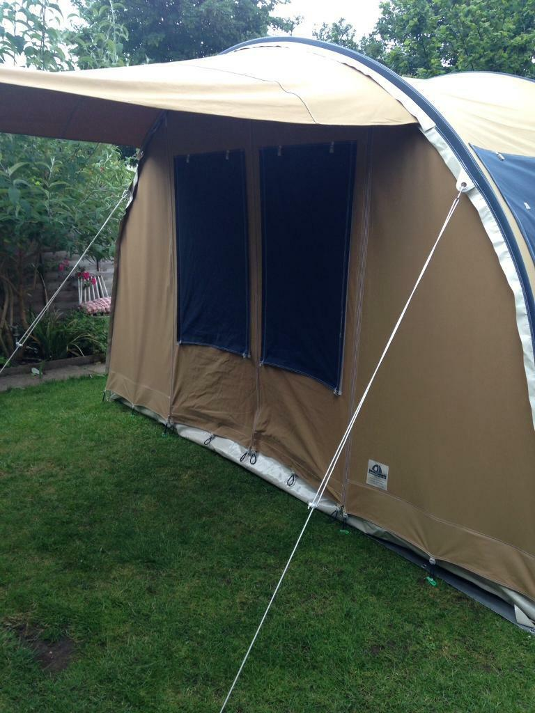 KARSTEN 3600 TUNNEL TENT with front Rain Canopy & KARSTEN 3600 TUNNEL TENT with front Rain Canopy | in Bournemouth ...