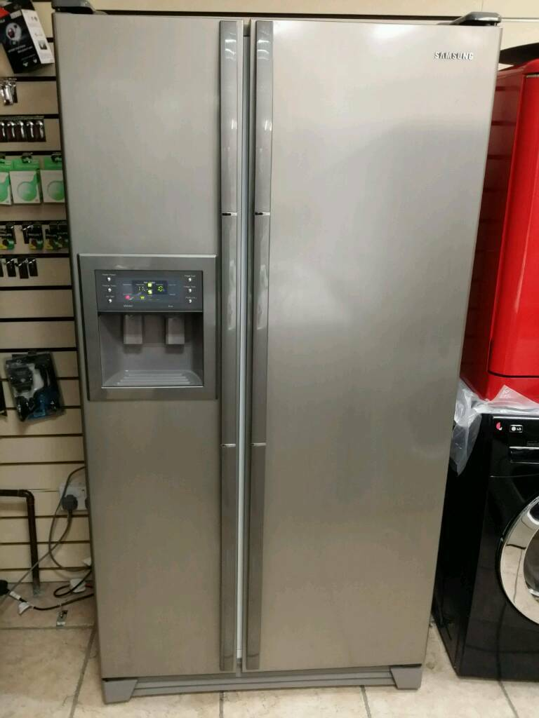 american fridge with ice maker