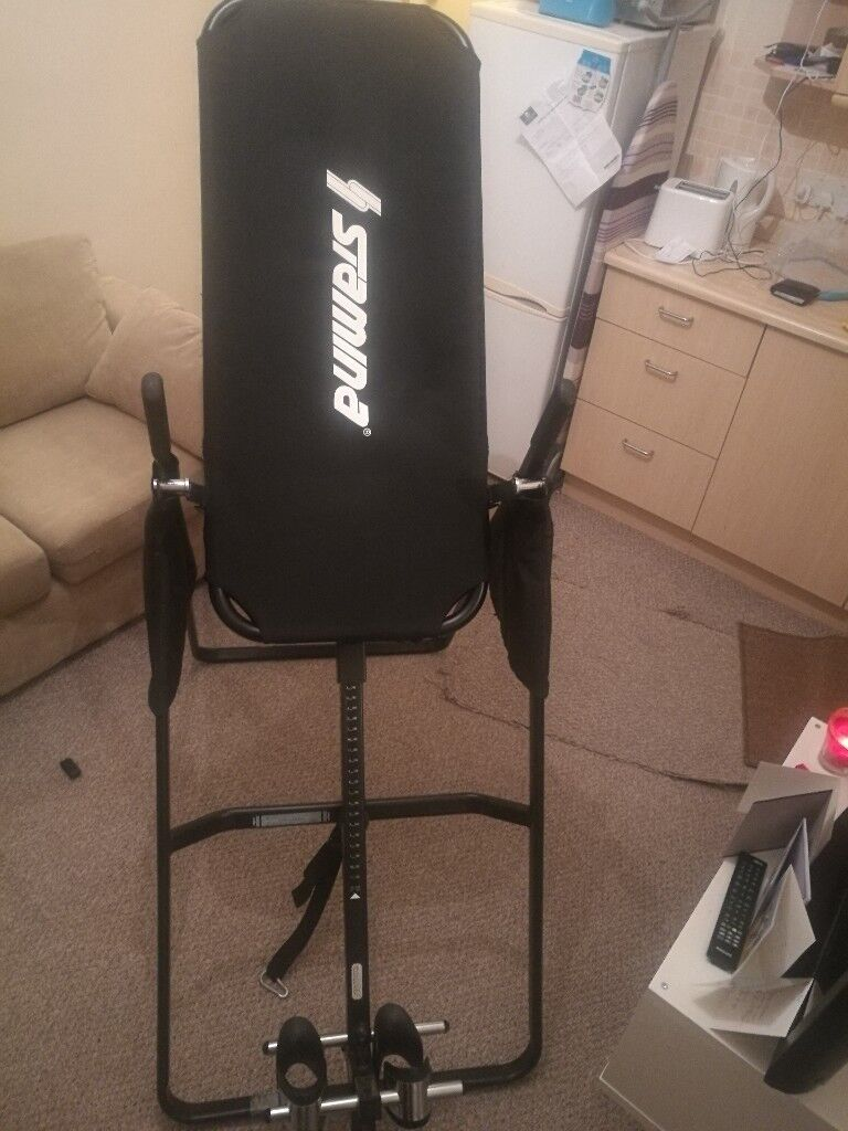 Inversion Table   Spinal Decompression