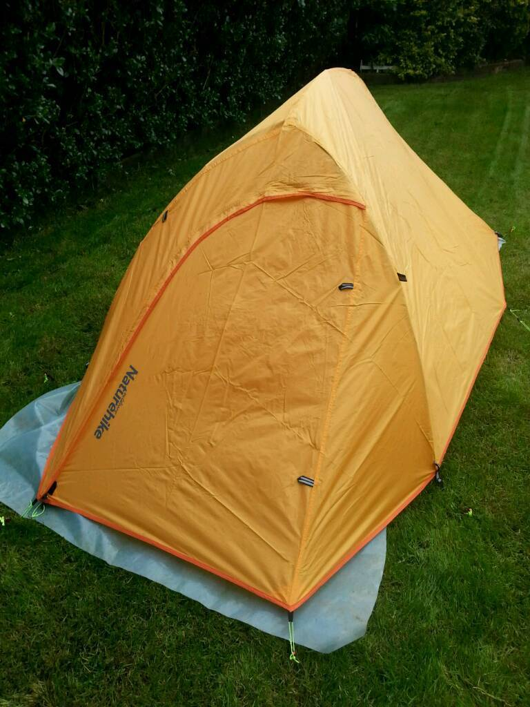 Lightweight 2 man tent... brand new only erected to take pictures & Lightweight 2 man tent... brand new only erected to take pictures ...