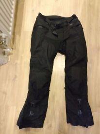 IXS Tromso Textile Motorcycle Pants