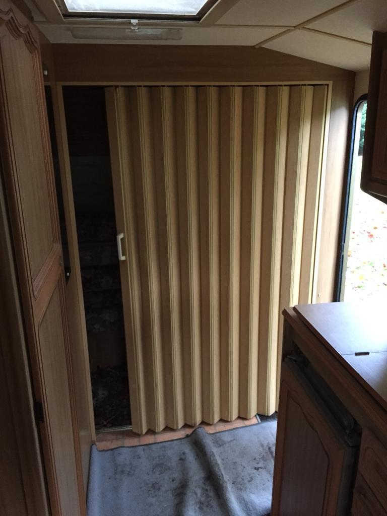 Caravan/ c&er concertina door & Caravan/ camper concertina door   in Great Yarmouth Norfolk   Gumtree