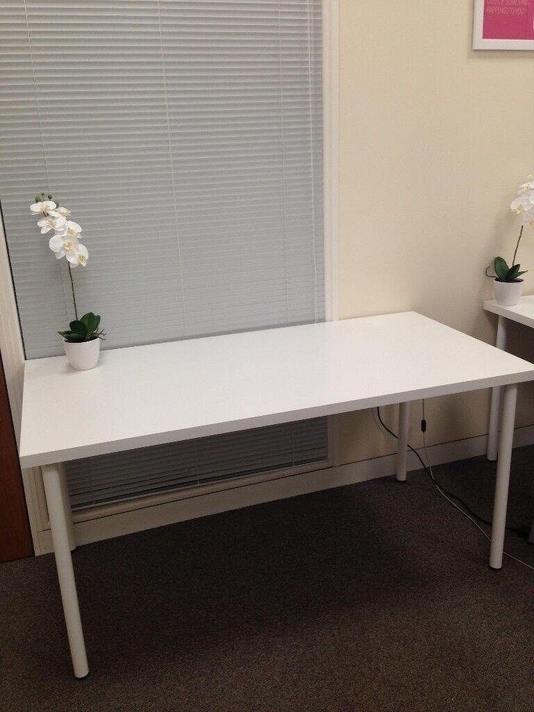 IKEA White Table / Desk *Just £25*