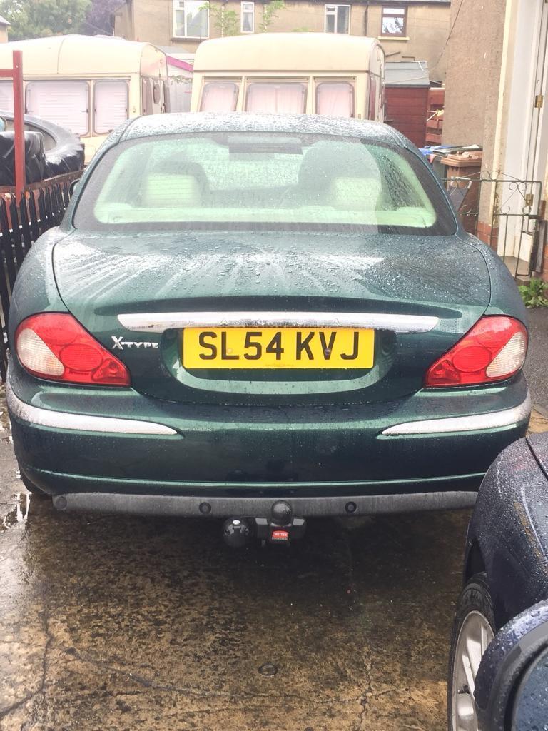Jaguar X Type 2004 (07926886257) Swap