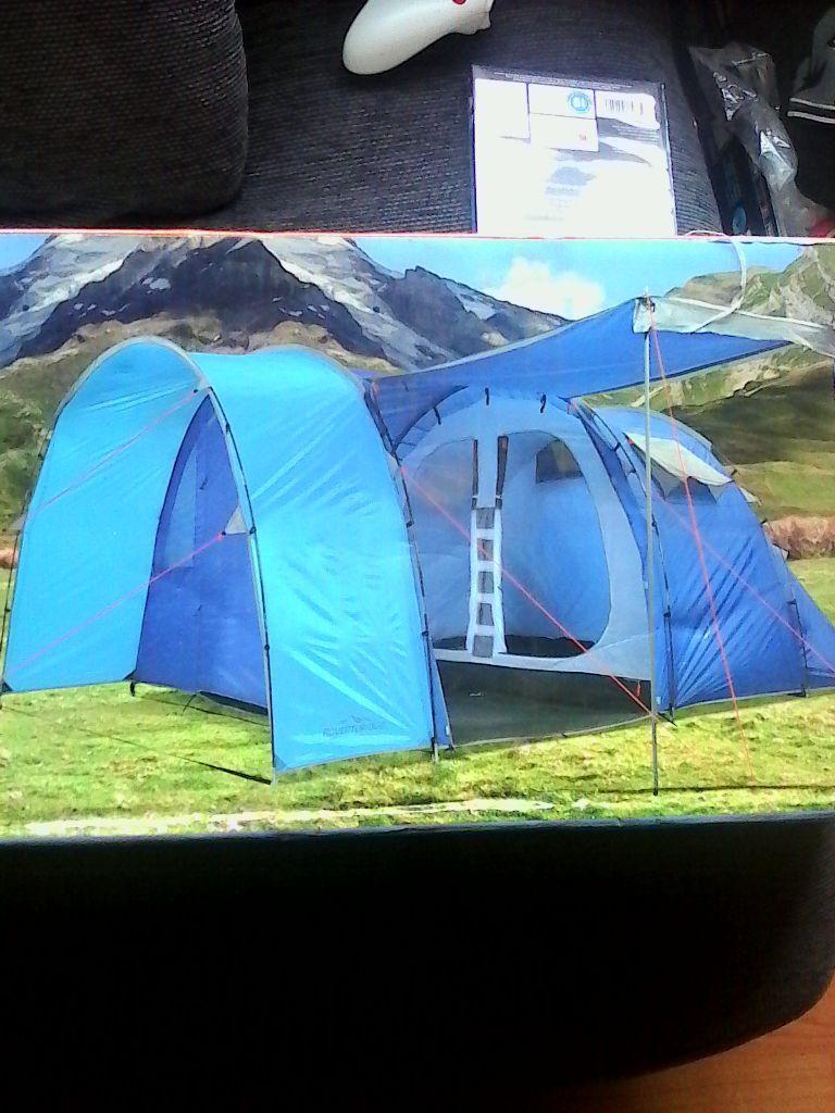 Aldi adventure ridge 5 man tent brand new & Aldi adventure ridge 5 man tent brand new | in Kings Norton West ...