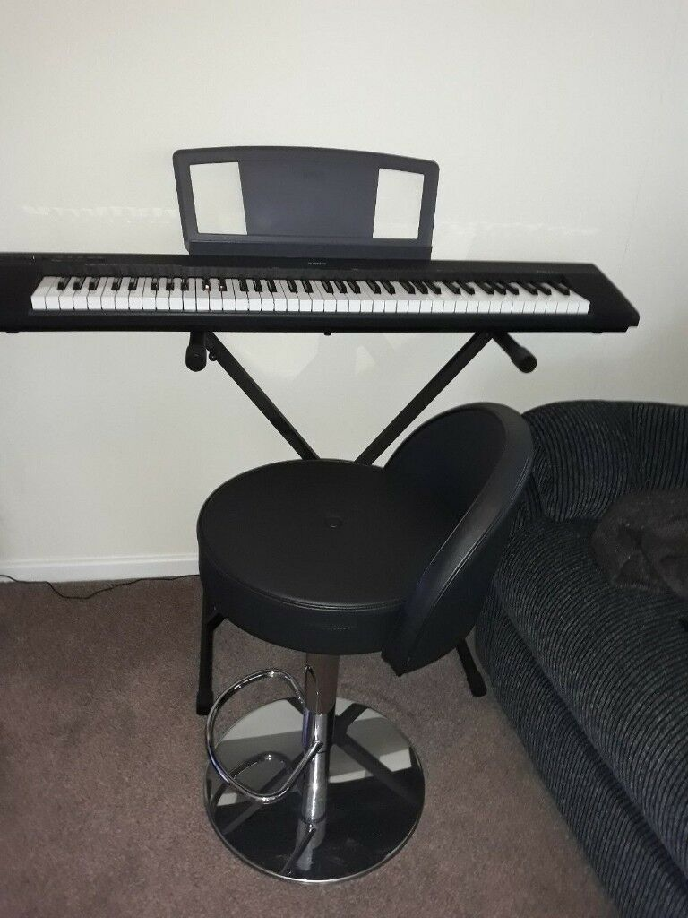 Keyboard/piano Stand And Chair