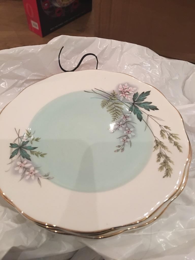 Vintage cake plates & Vintage cake plates | in Romford London | Gumtree