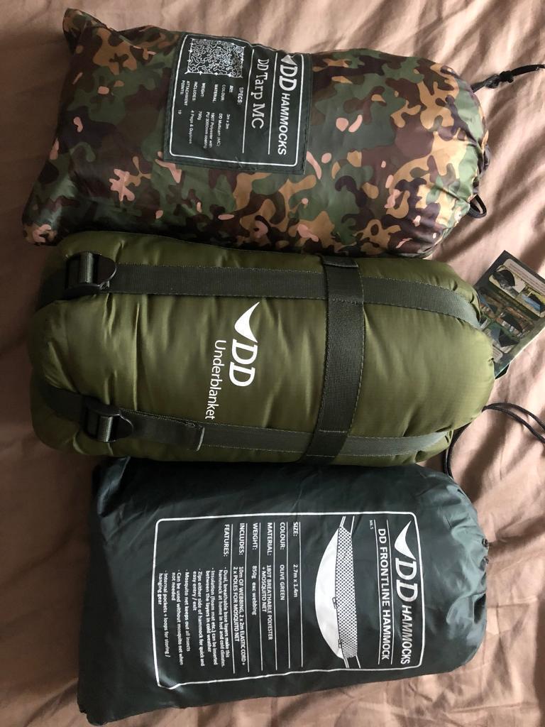dd hammock tarp and under blanket brand new dd hammock tarp and under blanket brand new   in banbury      rh   gumtree