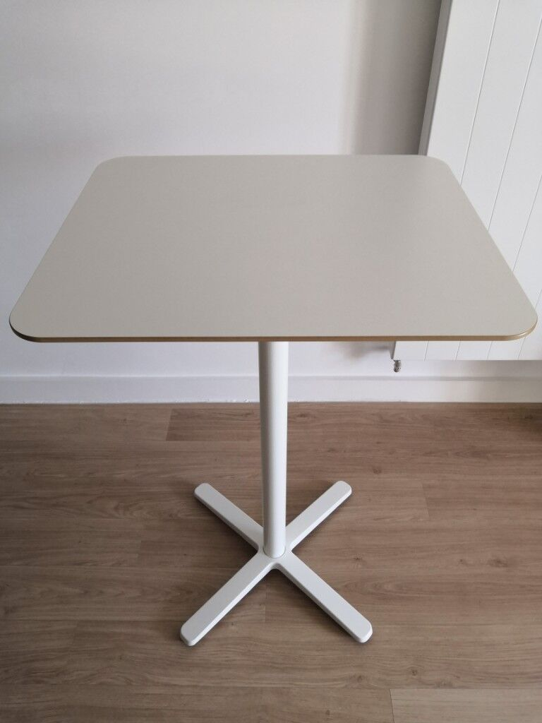 Ikea Billsta Round Bar Table