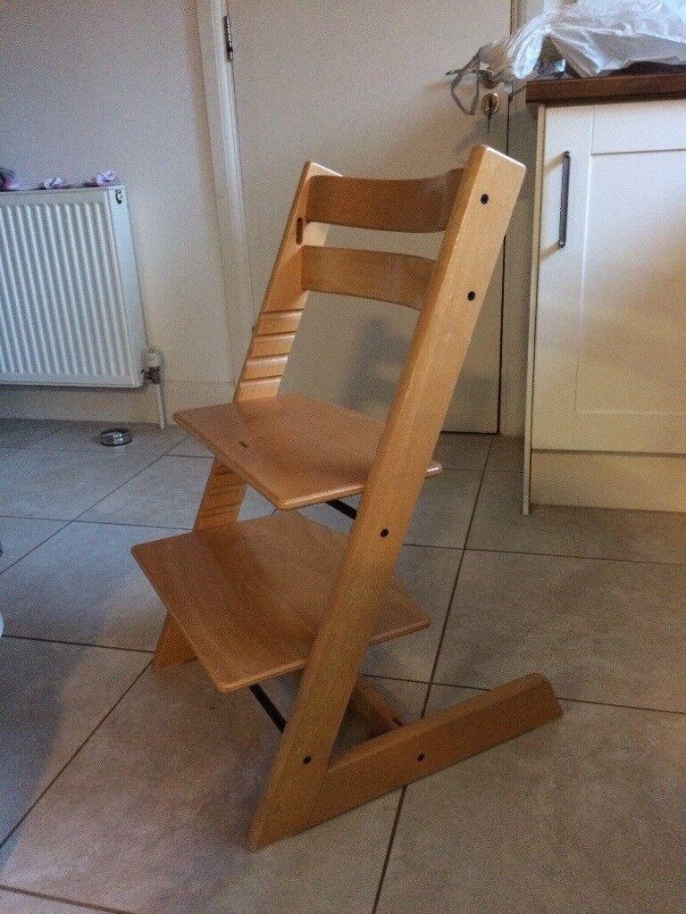 Stoke High Chair   Tripp Trapp® Chair