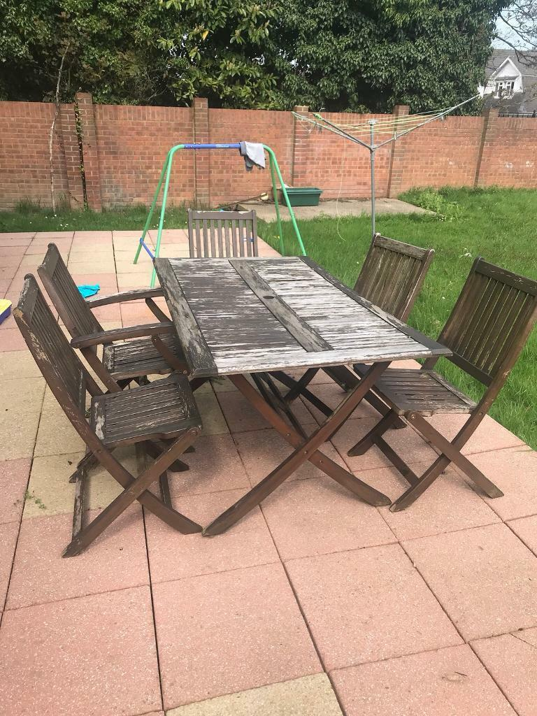 Garden Furniture For Free