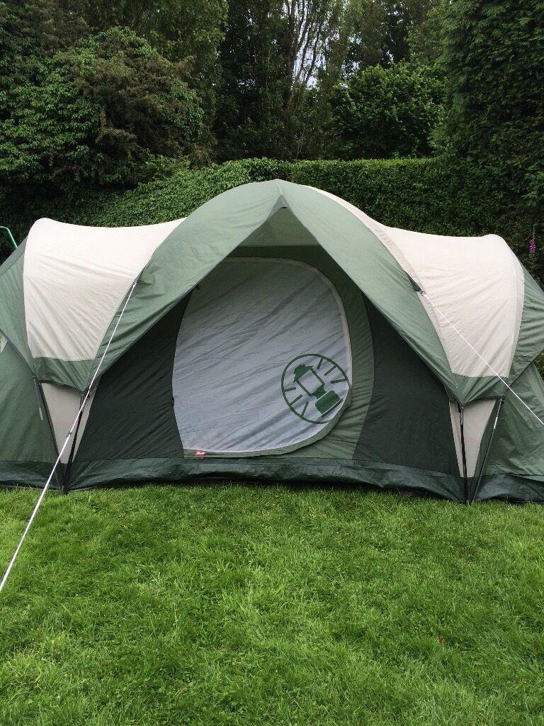6 man tent. Coleman Montana Big Sky 14u0027x 7u0027. This tent & 6 man tent. Coleman Montana Big Sky 14u0027x 7u0027. This tent sleeps up ...