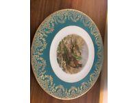 Large vintage dinner plates  sc 1 st  Gumtree & Vintage plates | Dinnerware u0026 Crockery for Sale - Gumtree