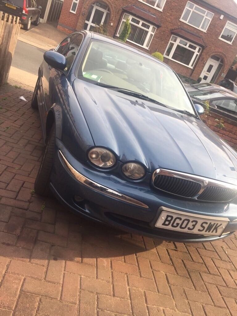 Jaguar X Type 2003 BARGAIN