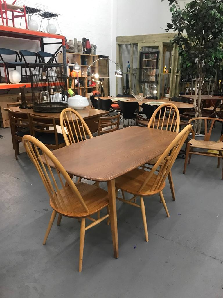Mid Century Modern and Retro vintage furniture for sale. Ercol Scandinavian Danish. Chairs tables & Mid Century Modern and Retro vintage furniture for sale. Ercol ...