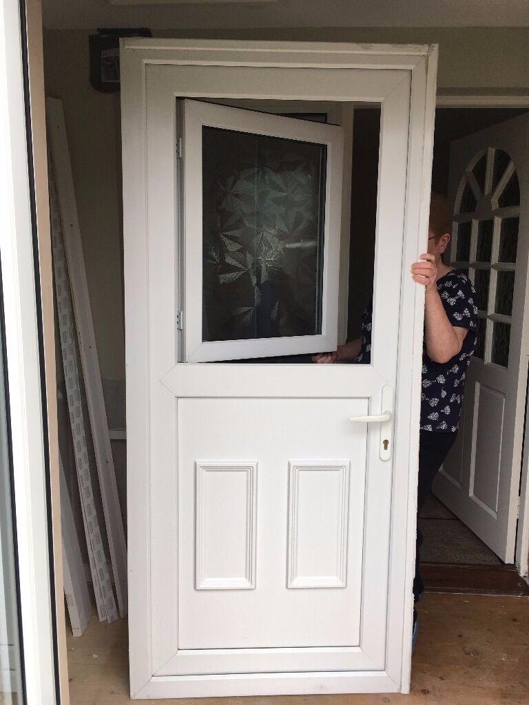 Bon Entry Door With Opening Window Choice Image   Doors Design Modern