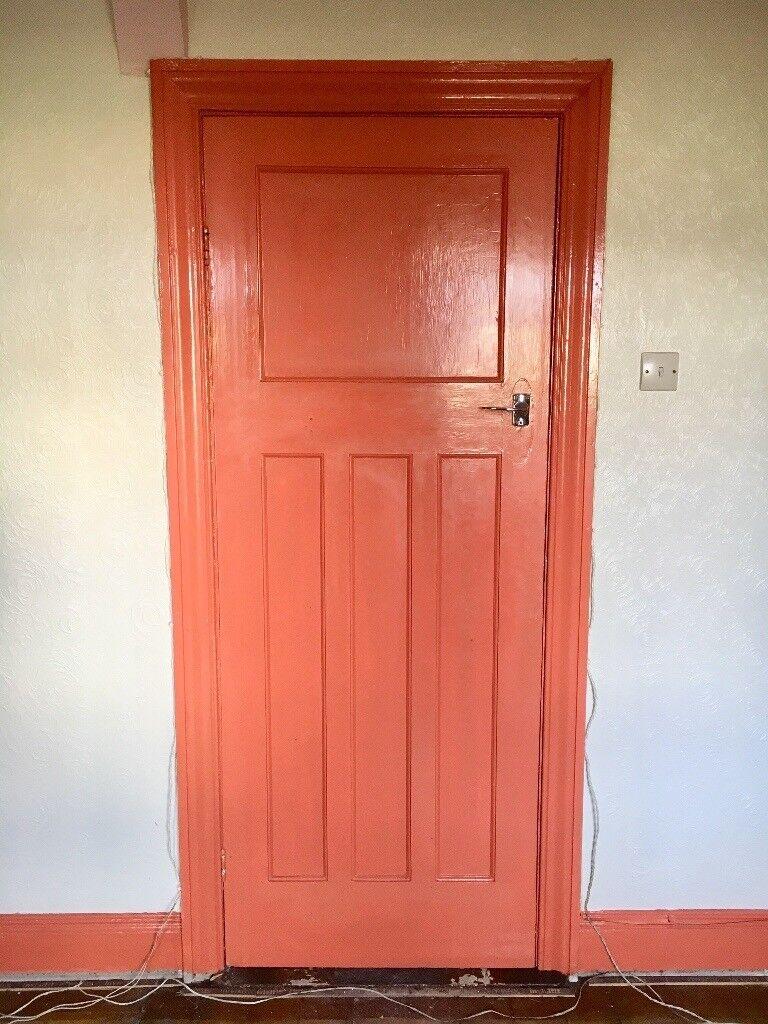 Internal Doors retro vintage 7 in total 1940u0027s 1950 1960 & Internal Doors retro vintage 7 in total 1940u0027s 1950 1960 | in Bangor ...