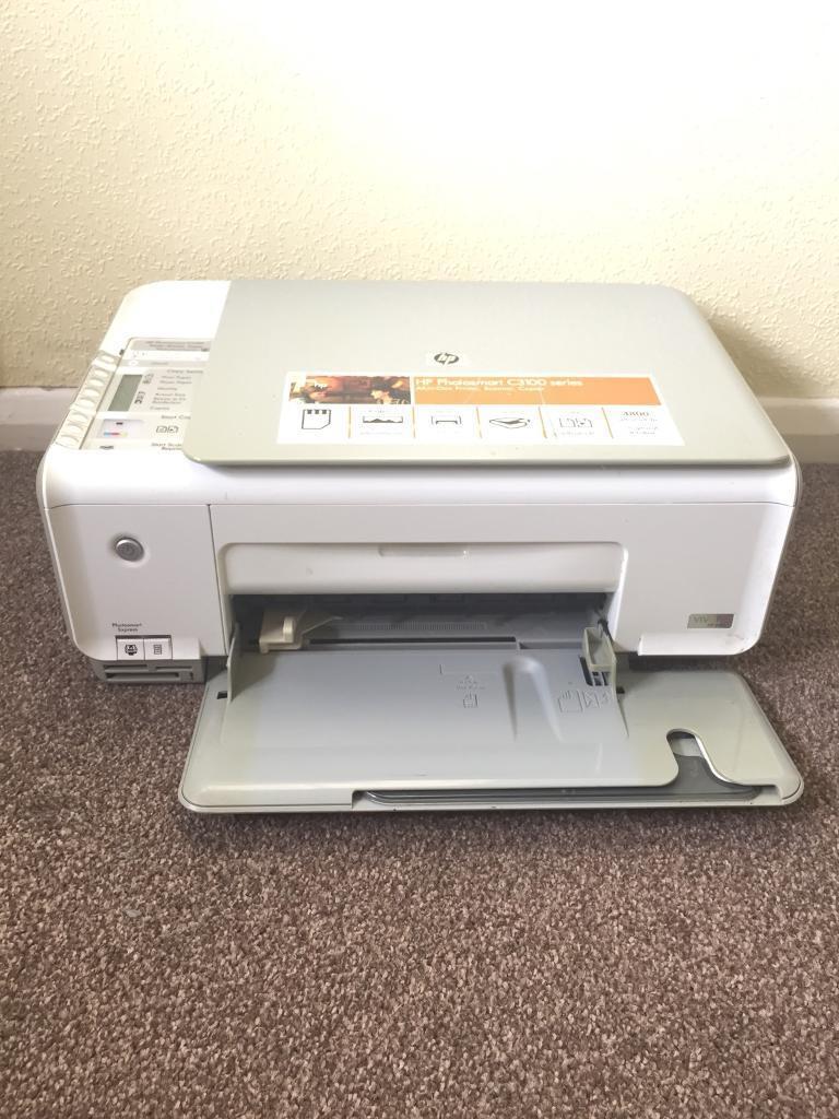 driver impressora hp photosmart c3100 series