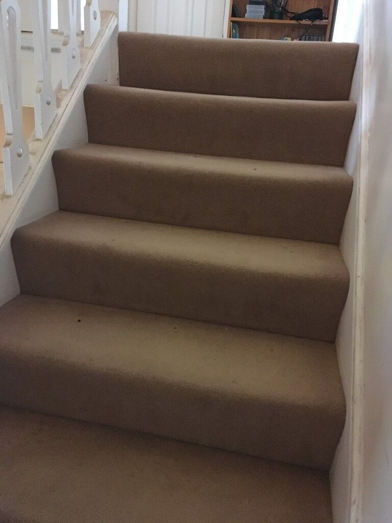 Stair Carpet Cream   High Wool Content | In Oxford ...