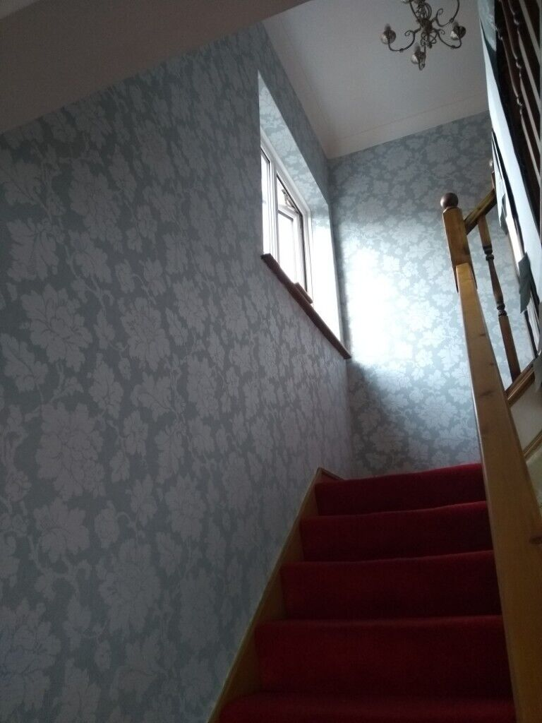 Red Stair Carpet And Landing | In Sheffield, South Yorkshire ...