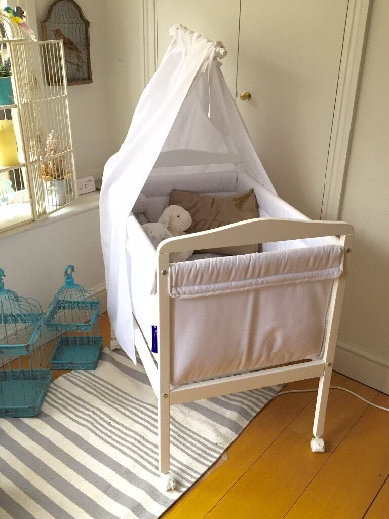 Zara Home Baby mini cot Canopy Mint condition & Zara Home Baby mini cot Canopy Mint condition | in Fulham London ...