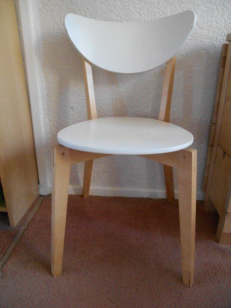 ikea dining chairs x 4 - Ikea Dining Chairs