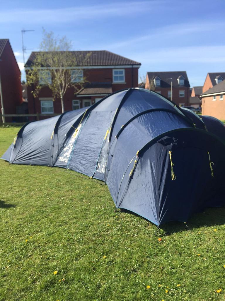 Wynnster satellite 12 man tent & Wynnster satellite 12 man tent | in Gloucester Gloucestershire ...