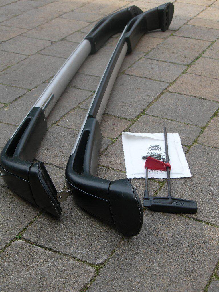Genuine Audi TT Mk1 Roof Bars.