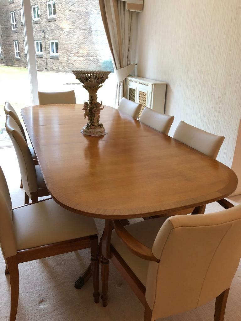 Dining Room Table And 8 Chairs. Southside, Glasgow £499.00.  Https://i.ebayimg.com/00/s/MTAyNFg3Njgu003d ...