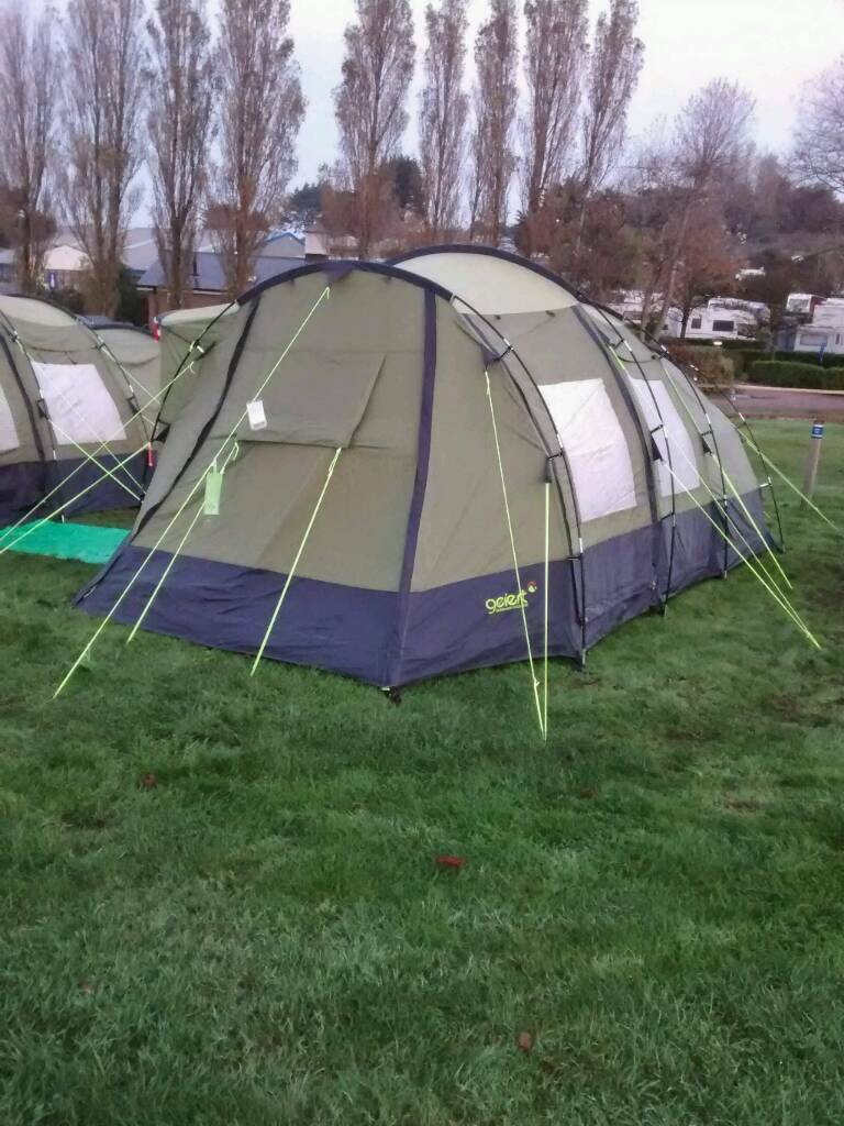 Gelert Horizon 4 Tent Reviews And Details & Gelert Horizon 4 Supreme Tent Reviews - Best Tent 2017