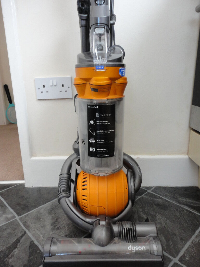 Charming Dyson DC25 Multi Floor Lightweight Dyson Ball Upright Vacuum Cleaner/Hoover