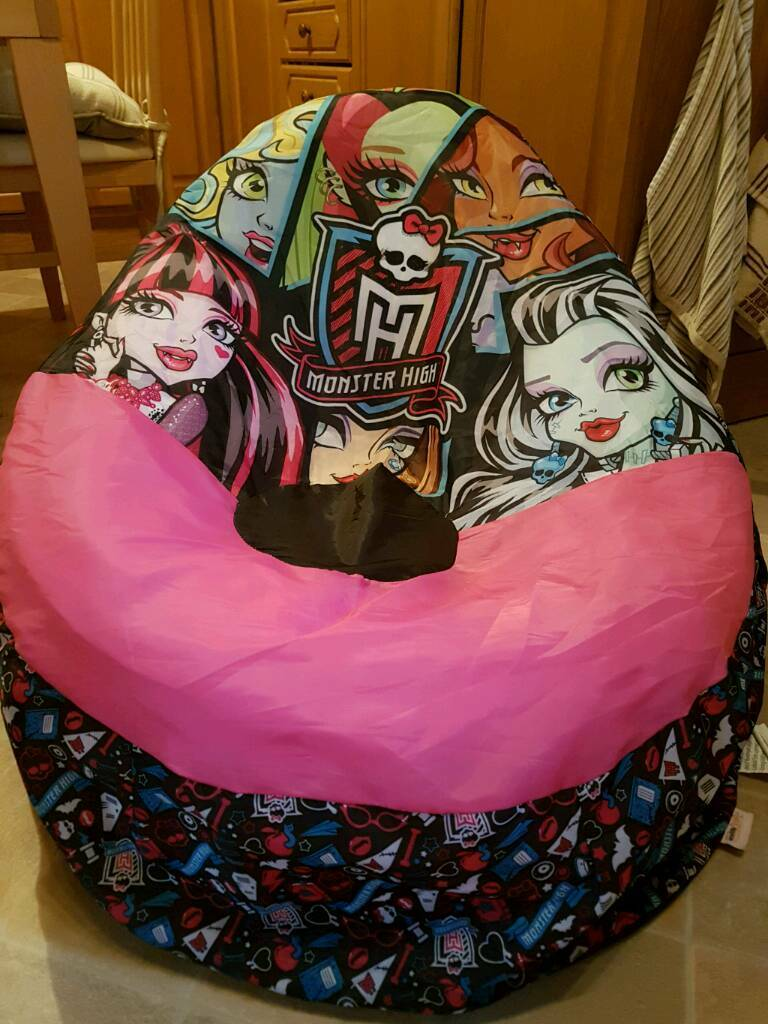 Monster high inflatable chair. & Monster high inflatable chair. | in Bradford West Yorkshire | Gumtree