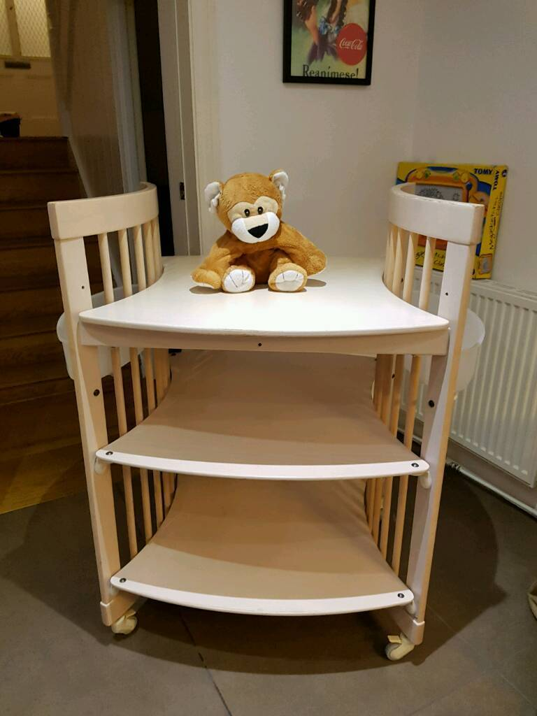 Stokke Baby Changing Table   Natural Wood
