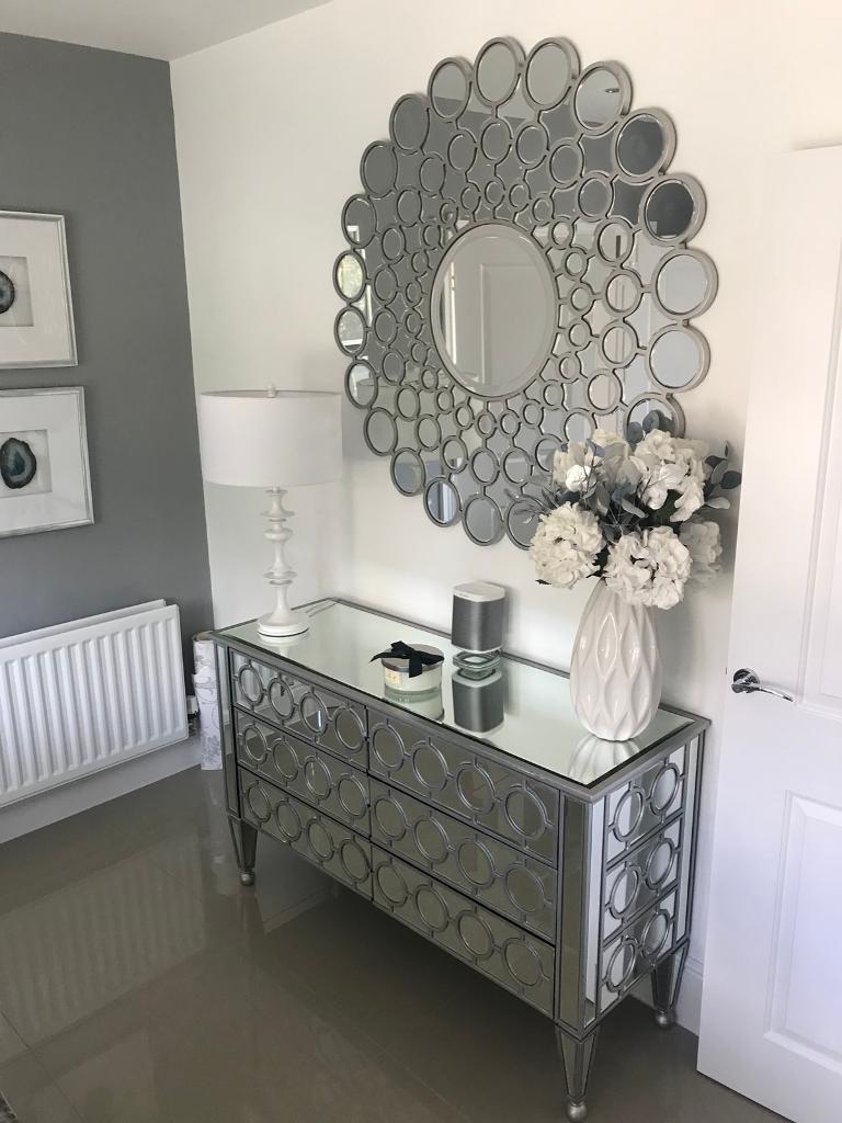 Art Deco Mirrored Furniture