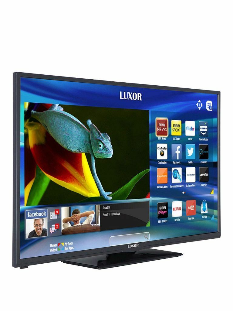 luxor 50 inch full hd freeview hd led smart tv rrp