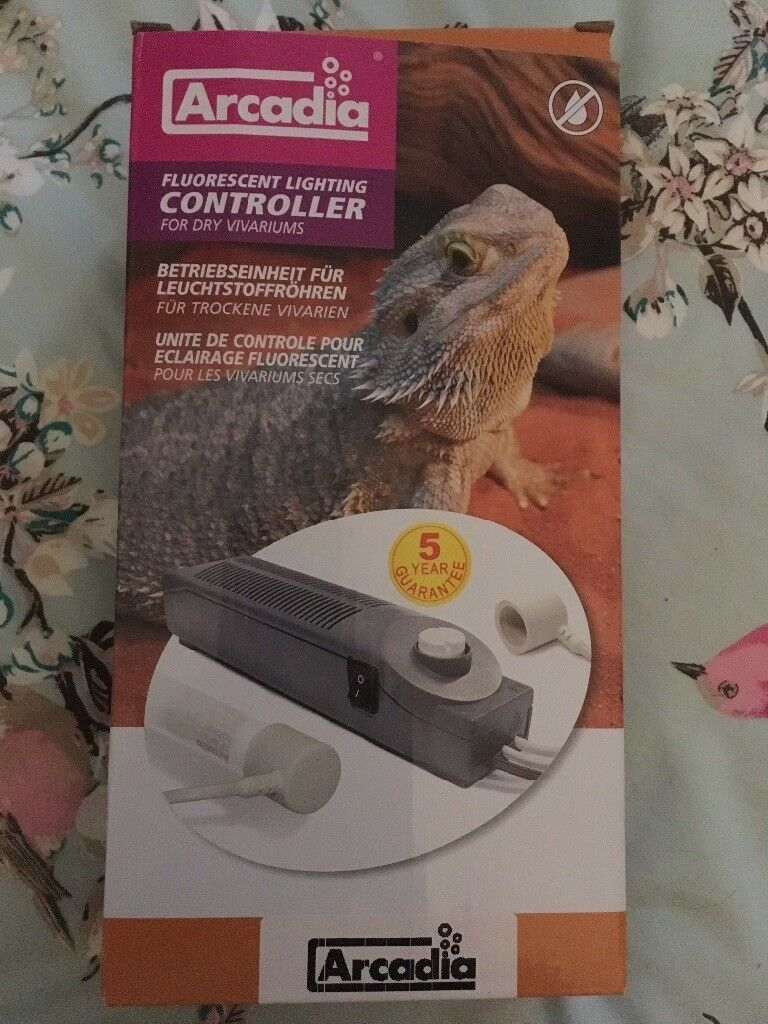 ARCADIA REPTILE LIGHTING CONTROLLER T8 LIGHT UNIT