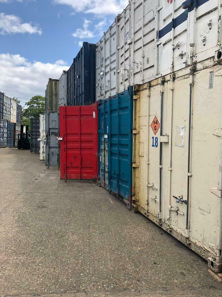 Merveilleux Cheap Self Storage Containers 20FT   SE7 London   In Greenwich, London    Gumtree
