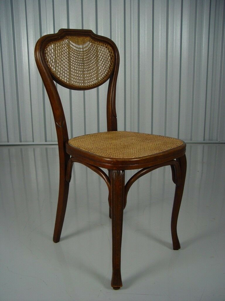 Superb J And J Kohn Austrian Bentwood Chair 1914 Retro Vintage Wooden Furniture