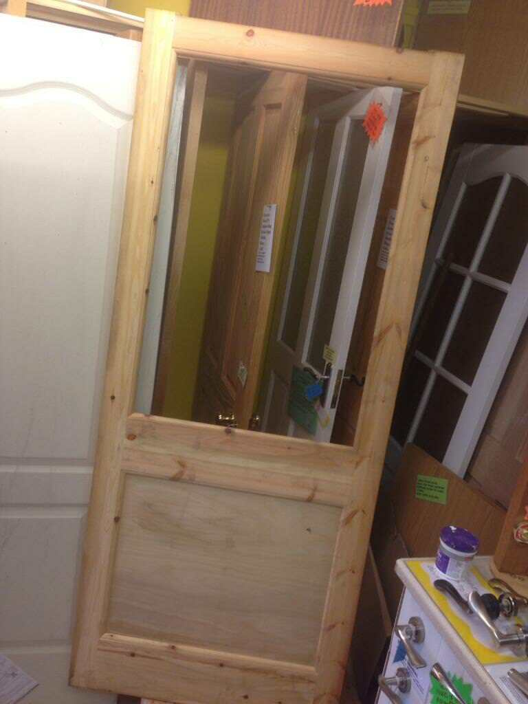 External softwood door 2xg/2xgg & External softwood door 2xg/2xgg | in Gravesend Kent | Gumtree