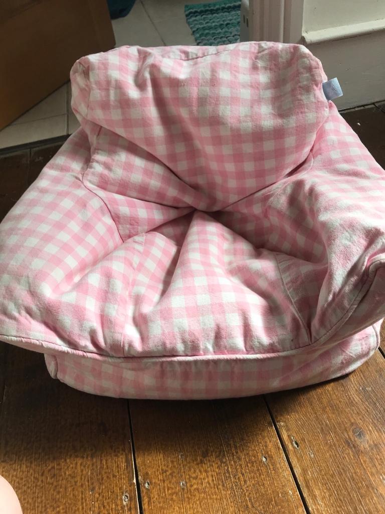 Jojo mama childrenu0027s bean bag arm chair & Jojo mama childrenu0027s bean bag arm chair | in Coombe Dingle Bristol ...