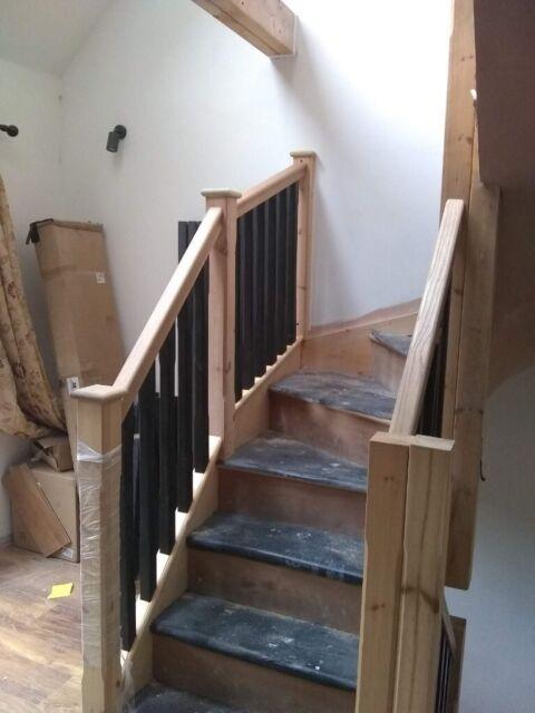Gentil Handrail , Banister, Stairs    JOINER   CARPENTER    | In ...