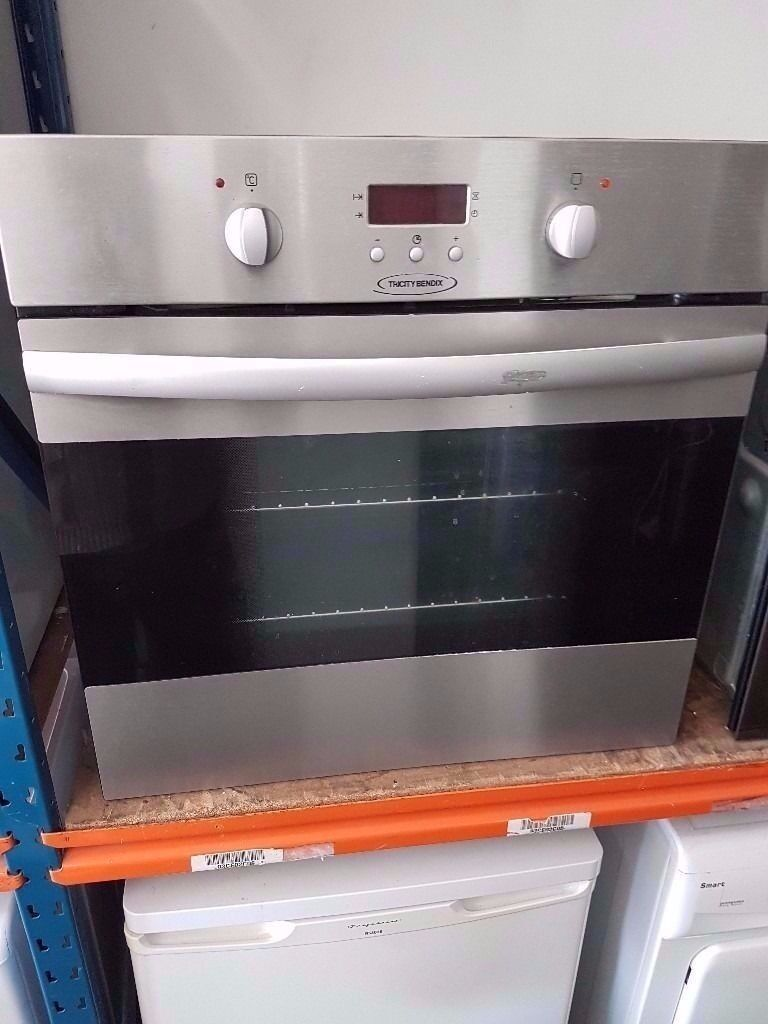 Built In Electric Oven And Grill Part - 24: TRICITY BENDIX Built In Electric Oven And Grill , Silver